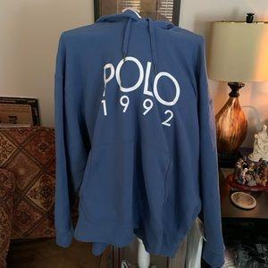 Polo by Ralph Lauren Mens Hoodie 3XTB NWOT